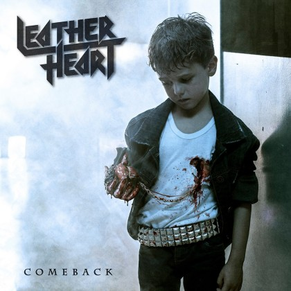 LEATHER HEART – COMEBACK
