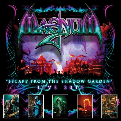MAGNUM – ESCAPE FROM THE SHADOW GARDEN LIVE 2014