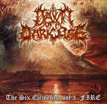 DAWN OF A DARK AGE – THE SIX ELEMENTS, VOL 3. FIRE