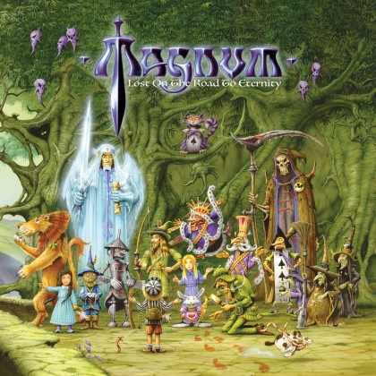 MAGNUM – LOST IN THE ROAD TO ETERNITY