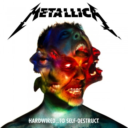 METALLICA – HARDWIRED…TO SELF DESTRUCT