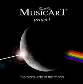 MUSICART PROJECT – THE BLACK SIDE OF THE MOON