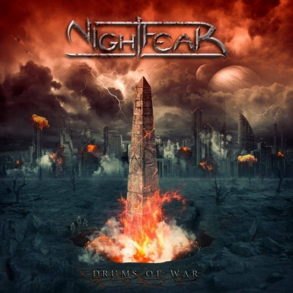 NIGHTFEAR – DRUMS OF WAR
