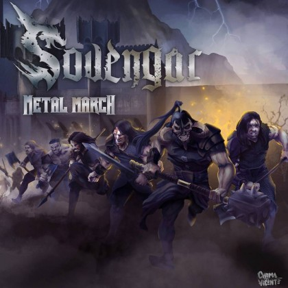 SOVENGAR – METAL MARCH
