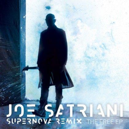 JOE SATRIANI – SUPERNOVA REMIX