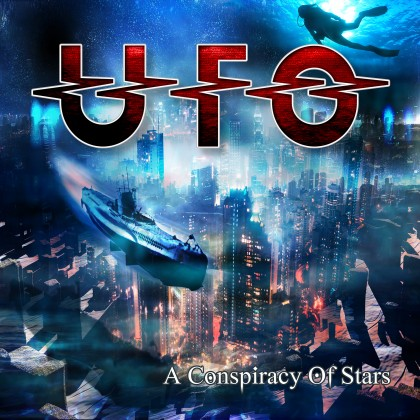 UFO – A CONSPIRACY OF STARS