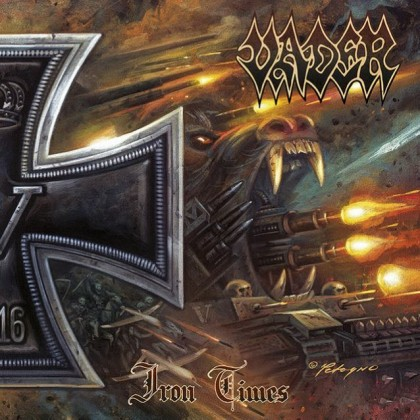 VADER – IRON TIMES