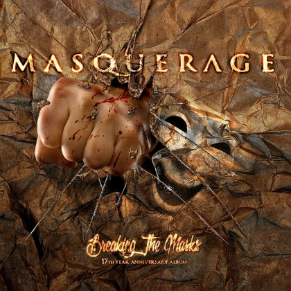 MASQUERAGE – BREAKING THE MASKS
