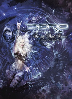 DORO – STRONG AND PROUD: 30 YEARS OF ROCK AND METAL (CD)
