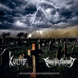 KARONTE/BLOODY BROTHERHOOD – ALIANCE FOR DEATH DOMINATION