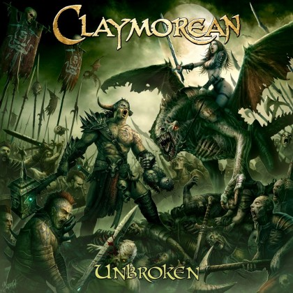 CLAYMOREAN –  UNBROKEN
