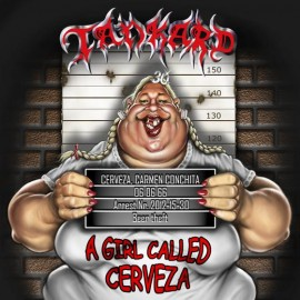 TANKARD – A GIRL CALLED CERVEZA