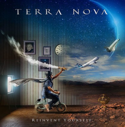 TERRA NOVA – REINVENT YOURSELF