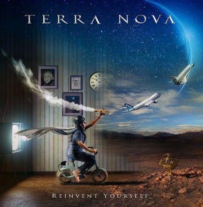 TERRA NOVA – REINVENT YOURSELF