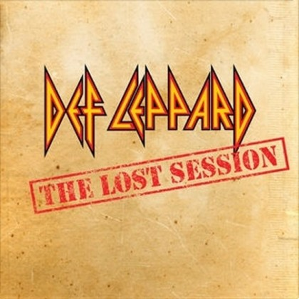 DEF LEPPARD – THE LOST SESSION