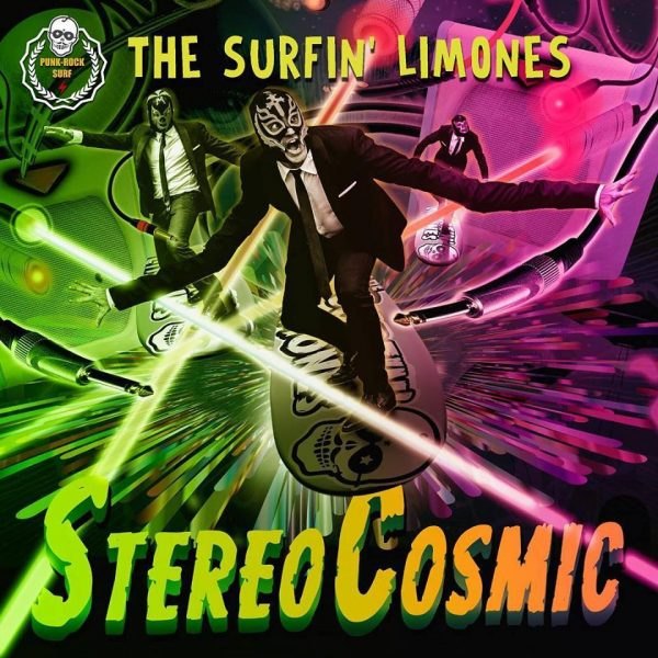 The Surfin´ Limones – StereoCosmic