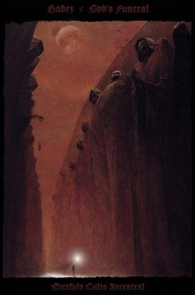 Hadez / God's Funeral – Bicéfalo Culto Ancestral