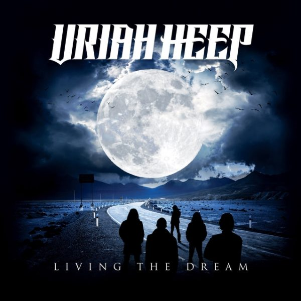 Uriah Heep -Living the dream