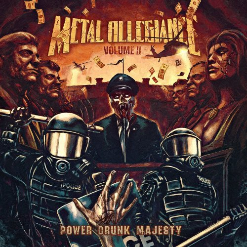 Metal Allegiance – Volume II: Power drunk majesty