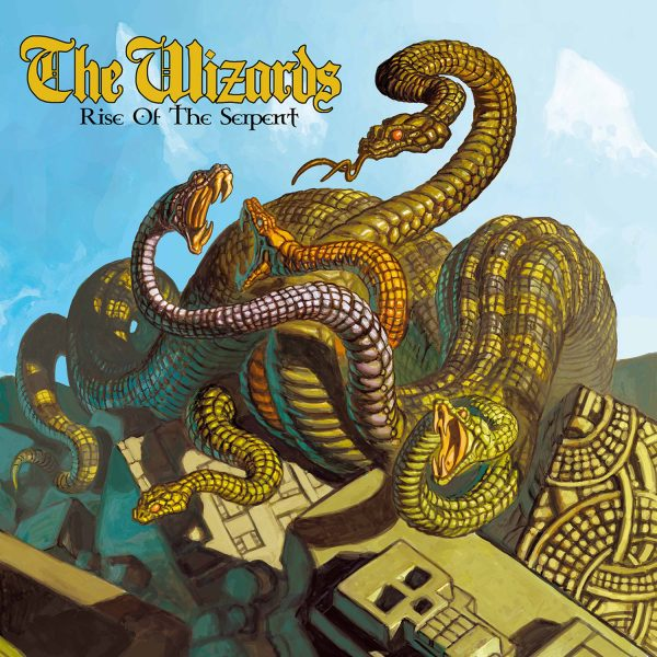 The Wizards – Rise of the serpent
