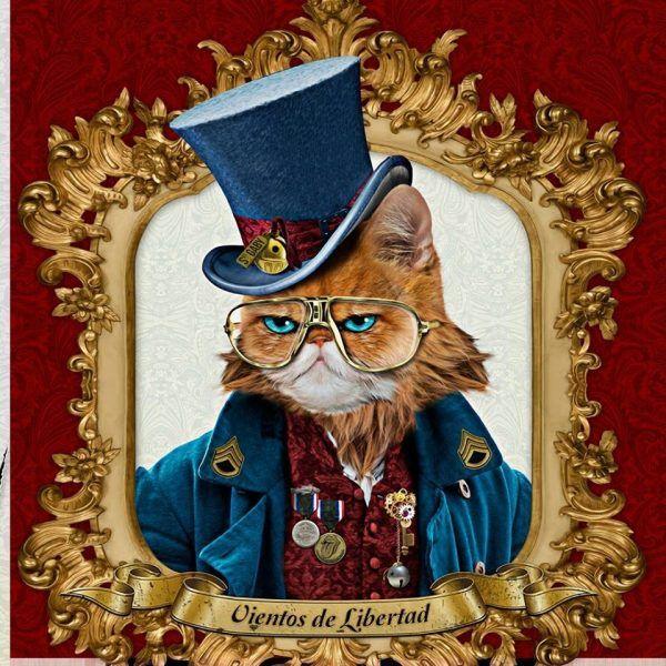 Gaby & Los Gatos Salvajes – Vientos de Libertad