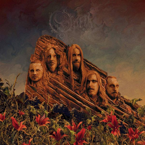 Opeth – Garden of the titans: Live at Red Rocks Anphitheatre.