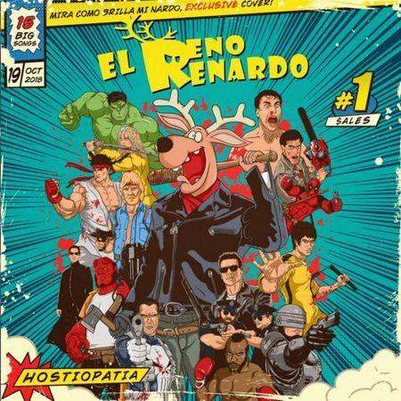 El Reno Renardo – Hostiopatia
