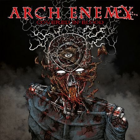 Arch Enemy – Covered In Blood