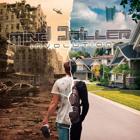 MIND DRILLER – Involution