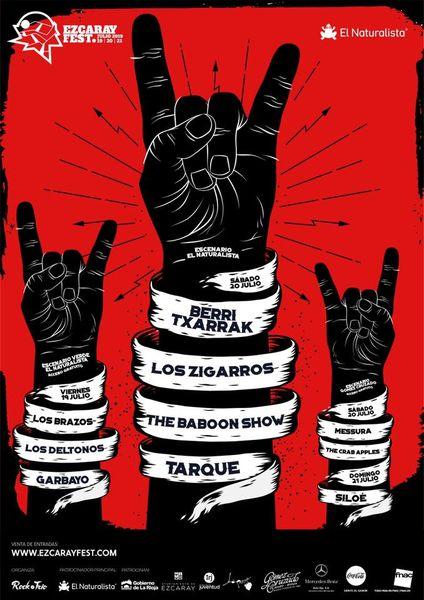 Ezcaray –Tu Metal De Rock Web Fest 2019 Y Ybgy6f7v