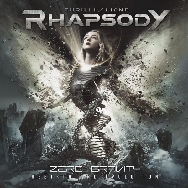 Turilli/Lione Rhapsody – Zero Gravity, Rebirth and Evolution