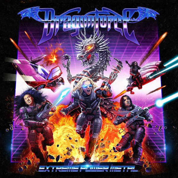 Dragonforce – Extreme metal power