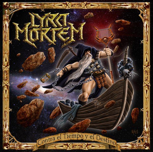 Lyra Mortem – Contra El Tiempo y El Destino