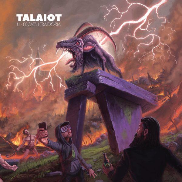Talaiot – U-Pecats i Traidorïa