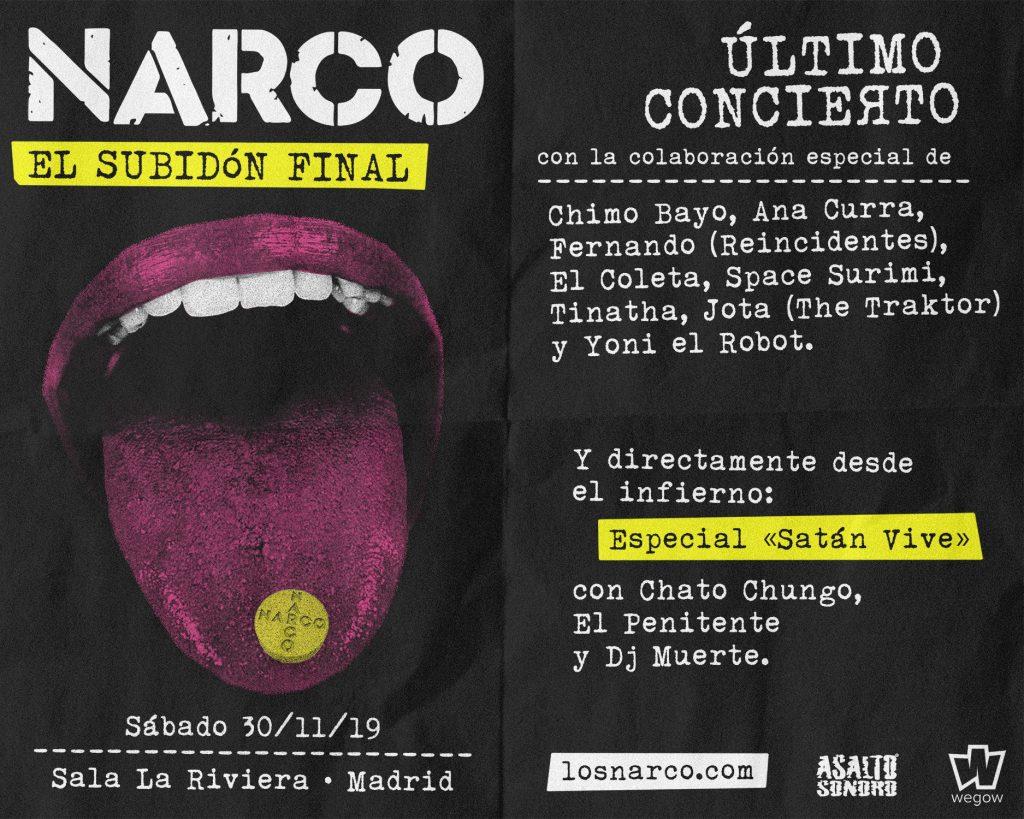 Shurmano, son los NARCO! - Página 2 Flyer-madrid