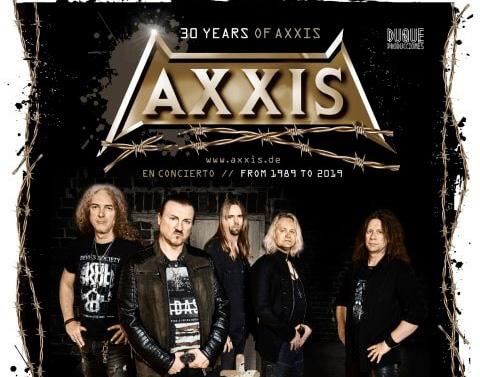Entrevista a AXXIS, de fan a grupo (fanversación)