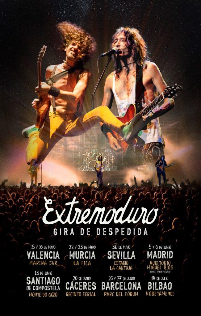 Extremoduro Venden Mas De 200 000 Entradas De Su Gira De Despedida En 24 Horas Metalcry Com Tu Web De Rock Y Metal