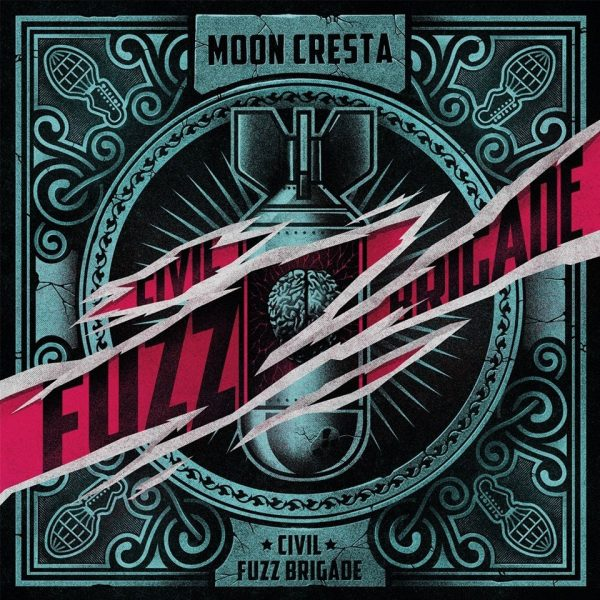 Moon Cresta – Civil Fuzz Brigade