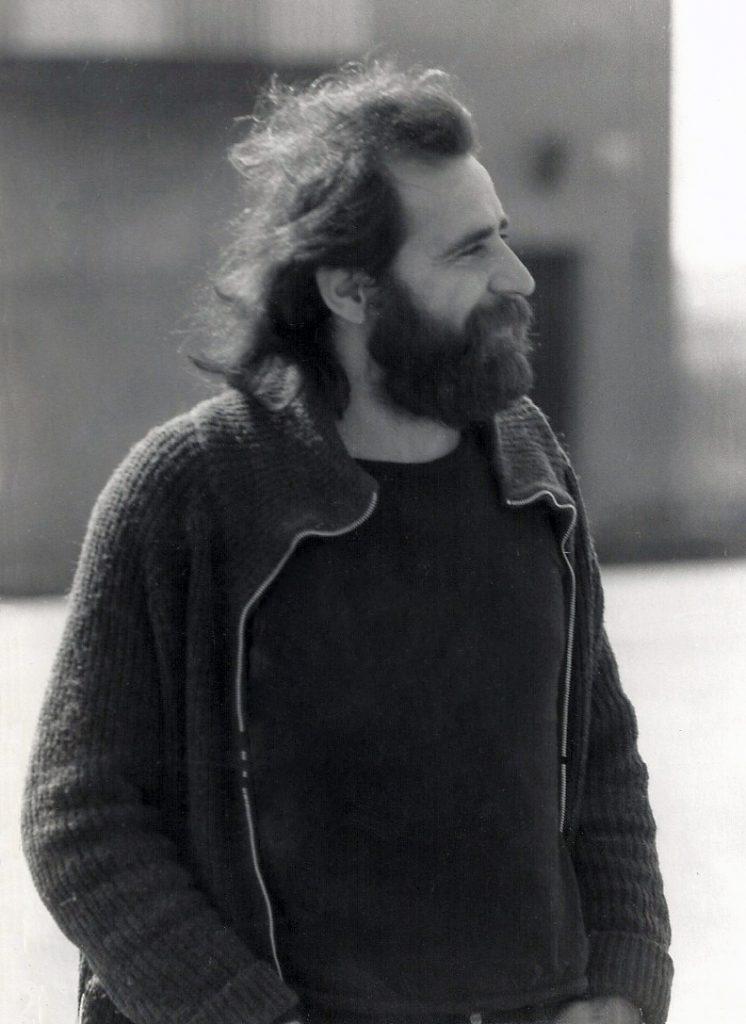 Rodríguez, a mediados de los ochenta
