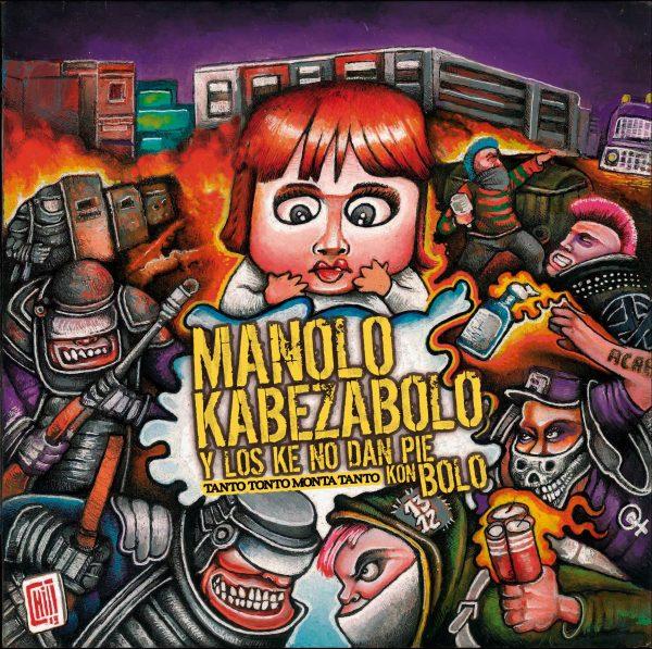Manolo Kabezabolo – Tanto Tonto Monta Tanto