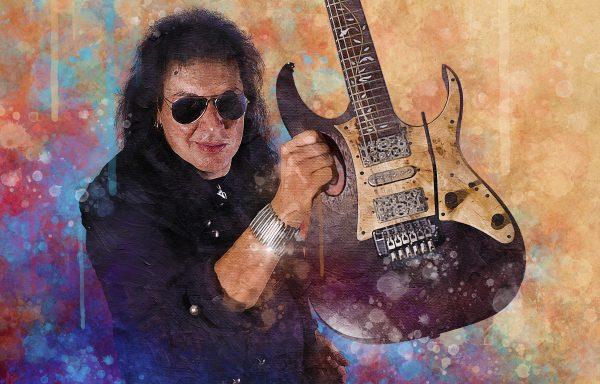 """Entrevista con Paco Ventura: """"Crecí escuchando la música Rock de los ochenta, cada grupo era fantástico y tenían una gran personalidad y carisma"""""""