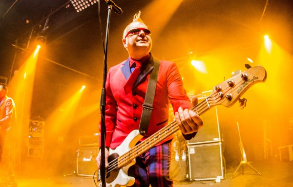 "THE TOY DOLLS + CRIM - Sala But, Madrid - 16/01/2020: ""40 años de punk rock"""