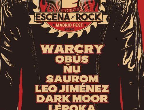 ESCENA ROCK FEST: El nacimiento de un festival de alto nivel nacional//Ifema, Madrid.15-02-20