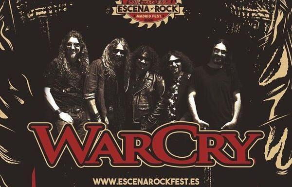 """Víctor García (WARCRY): """"Está claro que, si pasa mucho tiempo, el regreso irá siendo cada vez más improbable"""""""