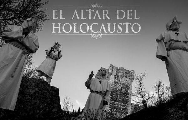 """Entrevistamos a EL ALTAR DEL HOLOCAUSTO: """"La concentración y el respeto nos parecen muy importantes durante la interpretación de un concierto."""""""