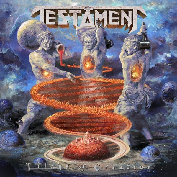 Testament – Titans of creation