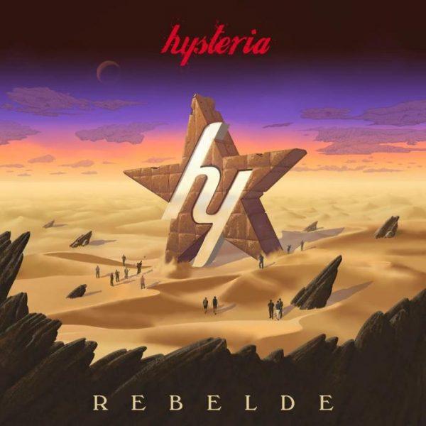 Hysteria – Rebelde
