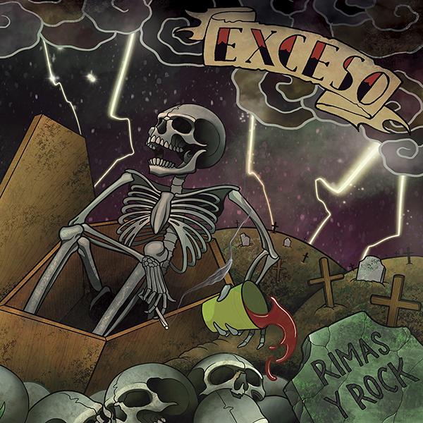 Exceso – Rimas Y Rock