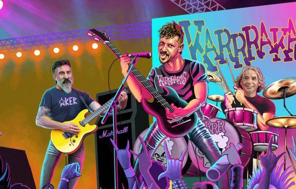 """Entrevista a Sergio de KARRAKAS: """"Tenemos bastantes influencias y diversas, tanto por los grupos que hemos escuchado como con los que hemos tocado"""""""