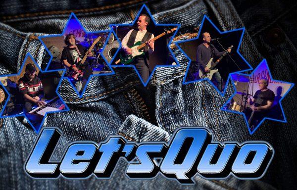 """Entrevista a LET'S QUO: """"Hace ya unos años que las bandas tributo dominan los escenarios; por algo será"""""""